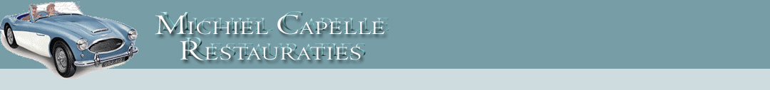 Michiel Capelle Restauraties logo